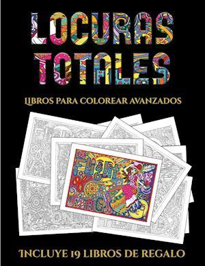 Láminas de colorear para adultos en PDF (Locuras totals)