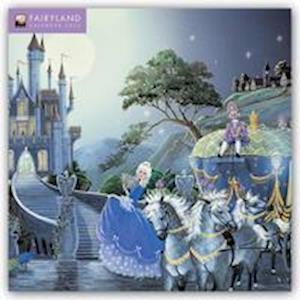 Fairyland Wall Calendar 2022 (Art Calendar)