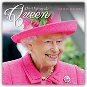 Her Majesty the Queen Wall Calendar 2022 (Art Calendar)