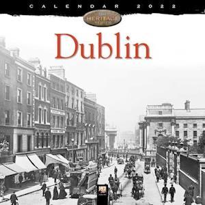 Dublin Heritage Wall Calendar 2022 (Art Calendar)