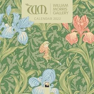 William Morris Gallery Mini Wall calendar 2022 (Art Calendar)