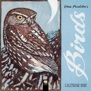 Chris Pendleton's Birds Mini Wall calendar 2022 (Art Calendar)