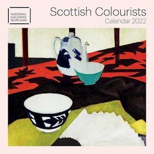 National Galleries Scotland: Scottish Colourists Mini Wall calendar 2022 (Art Calendar)