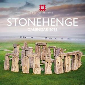 English Heritage: Stonehenge Mini Wall Calendar 2022 (Art Calendar)