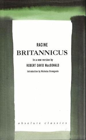 Bog paperback Britannicus af Jean Racine