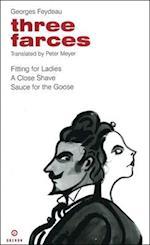Three Farces af Georges Feydeau, Peter Meyer