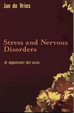 Stress and Nervous Disorders af Jan De Vries