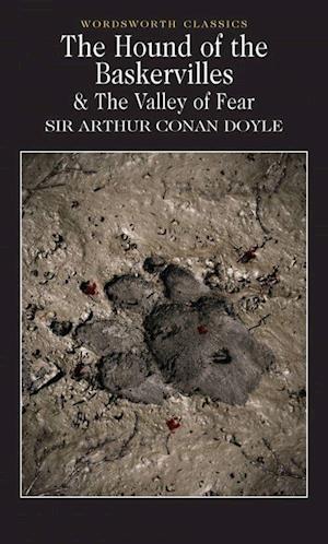Bog paperback The Hound of the Baskervilles & The Valley of Fear af Arthur Conan Doyle Dr Keith Carabine David Stuart Davies