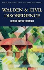 Walden & Civil Disobedience af Henry David Thoreau
