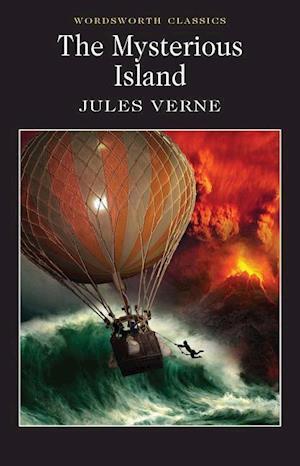 Bog, paperback The Mysterious Island af Dr Keith Carabine, Jules Verne, Alex Dolby