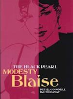 Modesty Blaise - the Black Pearl (Modesty Blaise S)