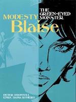 The Green-Eyed Monster (Modesty Blaise)