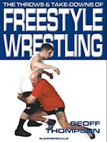 Throws And Take Downs Of Freestyle Wrestling