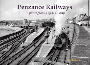 Bog, paperback Penzance Railways in Photographs by J.C. Way af Neil Butters