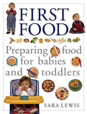 Bog, paperback The Baby and Toddler Cookbook and Meal Planner af Sara Lewis