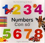 My First Bilingual Book - Numbers
