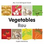 Vegetables / Rau (My First Bilingual Book)