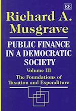 Public Finance in a Democratic Society Volume III