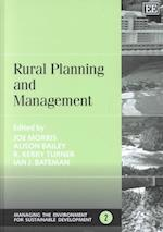 Rural Planning and Management (Managing the Environment for Sustainable Development Series, nr. 2)