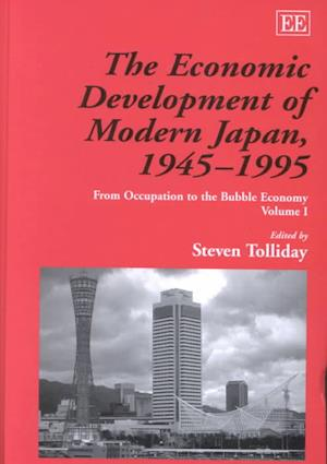 The Economic Development of Modern Japan, 1945-1995
