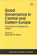 Good Governance in Central and Eastern Europe af Herman W. Hoen