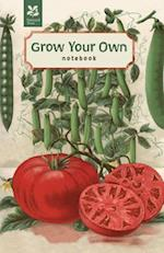 Grow Your Own Vegetables (Notebook) af National Trust