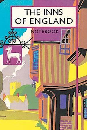 Bog, hardback The Inns of England af Batsford, Brian Cook