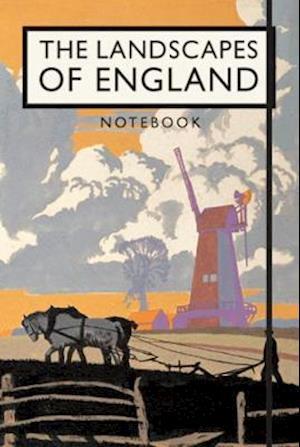 Bog, hardback The Landscapes of England Notebook af Batsford, Brian Cook