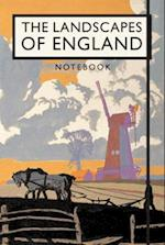 The Landscapes of England Notebook (Beautiful Britain Vintage Notebooks)