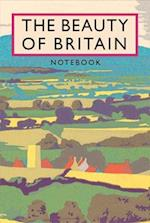Brian Cook: The Beauty of Britain Notebook af Batsford