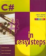 C# in Easy Steps af Tim Anderson