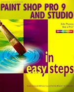 Paint Shop Pro 9 and Studio in Easy Steps (In Easy Steps)