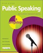 Public Speaking in Easy Steps (In Easy Steps)