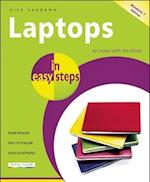 Laptops in Easy Steps - Covers Windows 7 af Nick Vandome