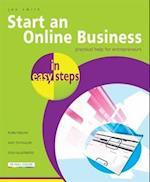 Start an Online Business in easy steps af Jon Smith