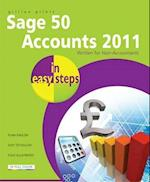 Sage 50 Accounts 2011 In Easy Steps (In Easy Steps)