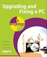 Upgrading And Fixing A PC In Easy Steps (In Easy Steps)
