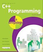 C++ Programming in Easy Steps af Mike McGrath