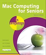 Mac Computing for Seniors in Easy Steps af Nick Vandome