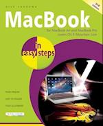 Macbook for Macbook Air and Macbook Pro Covers OS X Mountain Lion in Easy Steps (In Easy Steps)