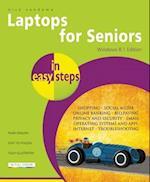 Laptops for Seniors in Easy Steps - Windows 8.1 Edition (In Easy Steps)