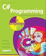 C# Programming in Easy Steps (In Easy Steps)