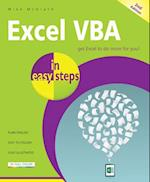 Excel VBA in Easy Steps af Mike McGrath