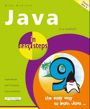 Bog, paperback Java in Easy Steps af Mike McGrath