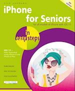 iPhone for Seniors in easy steps, 4th Edition (In Easy Steps)
