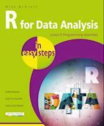 R for Data Analysis in easy steps (In Easy Steps)