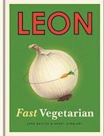 Leon Fast Vegetarian af Jane Baxter