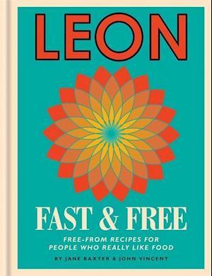 Bog, hardback Leon Fast & Free af Jane Baxter
