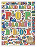 David David Pop Coloring Book