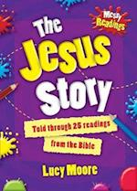 Messy Readings the Jesus Story af Mrs Lucy Moore